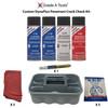 Dynaflux Penetrant Crack Check  4 Piece - Portable Carry Kit