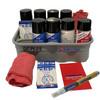 Dynaflux Penetrant Crack Check  8 Piece - Portable Carry Kit