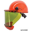 EV - Protect Arc flash face shield with Hat - Category 2