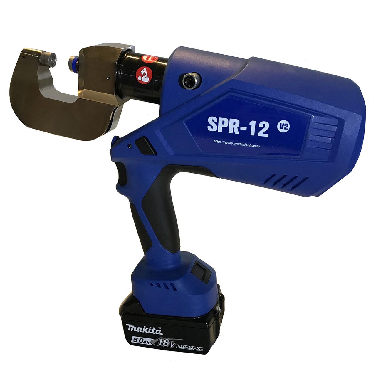SPR-12 Aluminum Self Piercing Rivet Gun - Combo Kit 36061