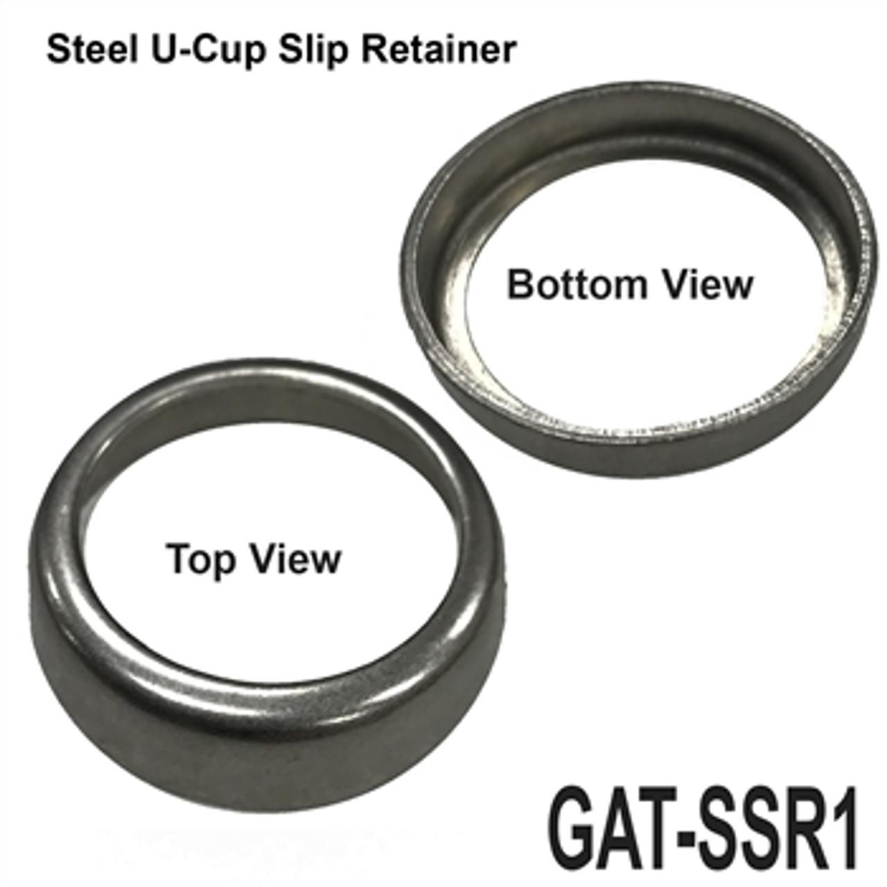 Steel U-Cup- Steel Slip Retainer - For Power Team Rams