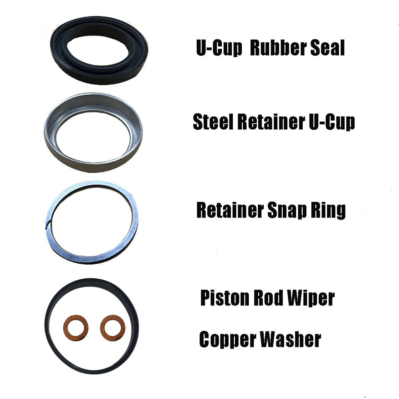 Chief Frame Machine Seal kit - PT-CHK