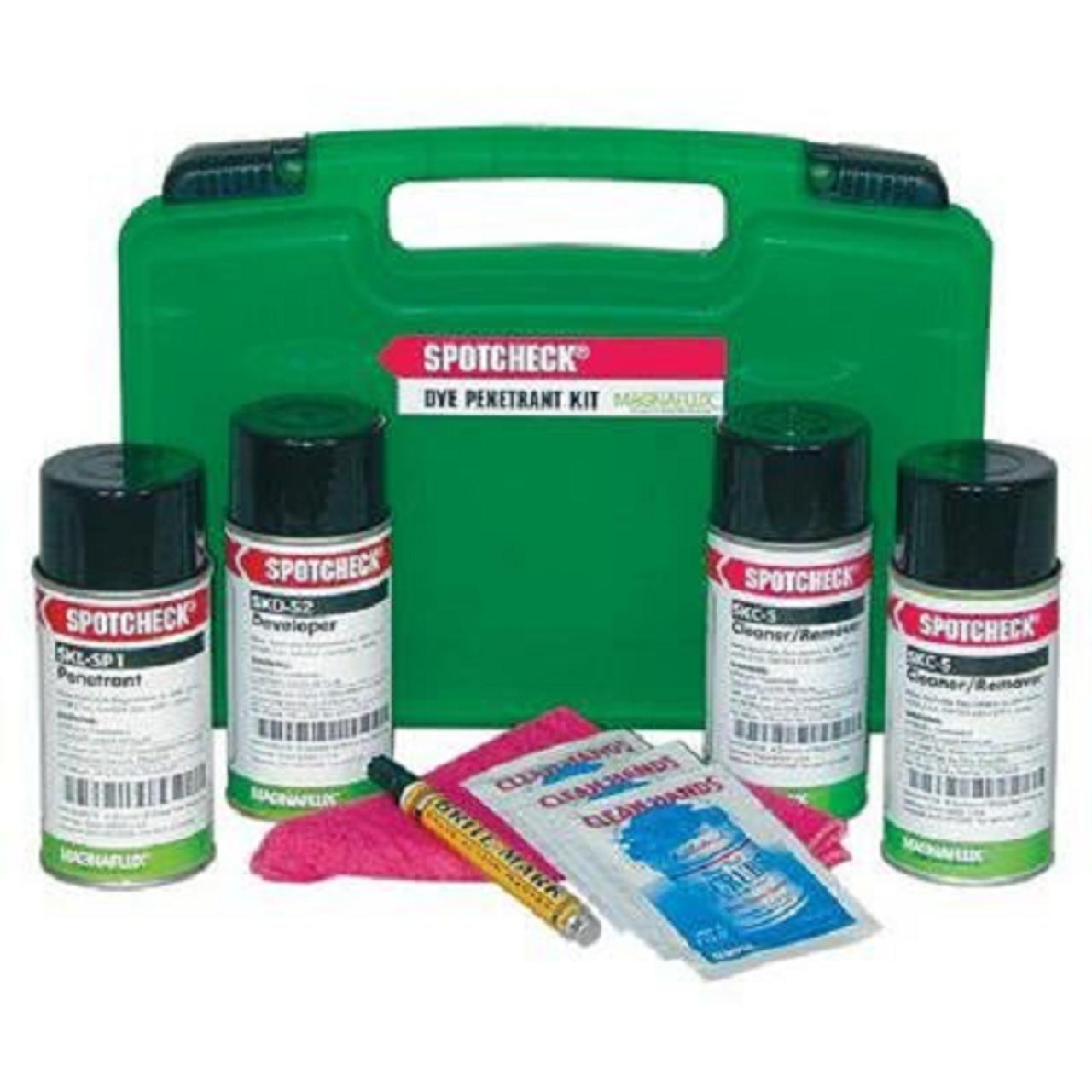 Spotcheck Penetrant Inspection Kit