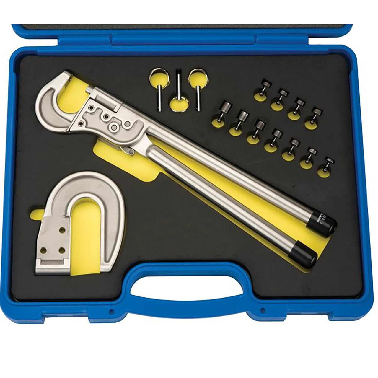 Solid Rivet Hand Squeeze Installation Kit