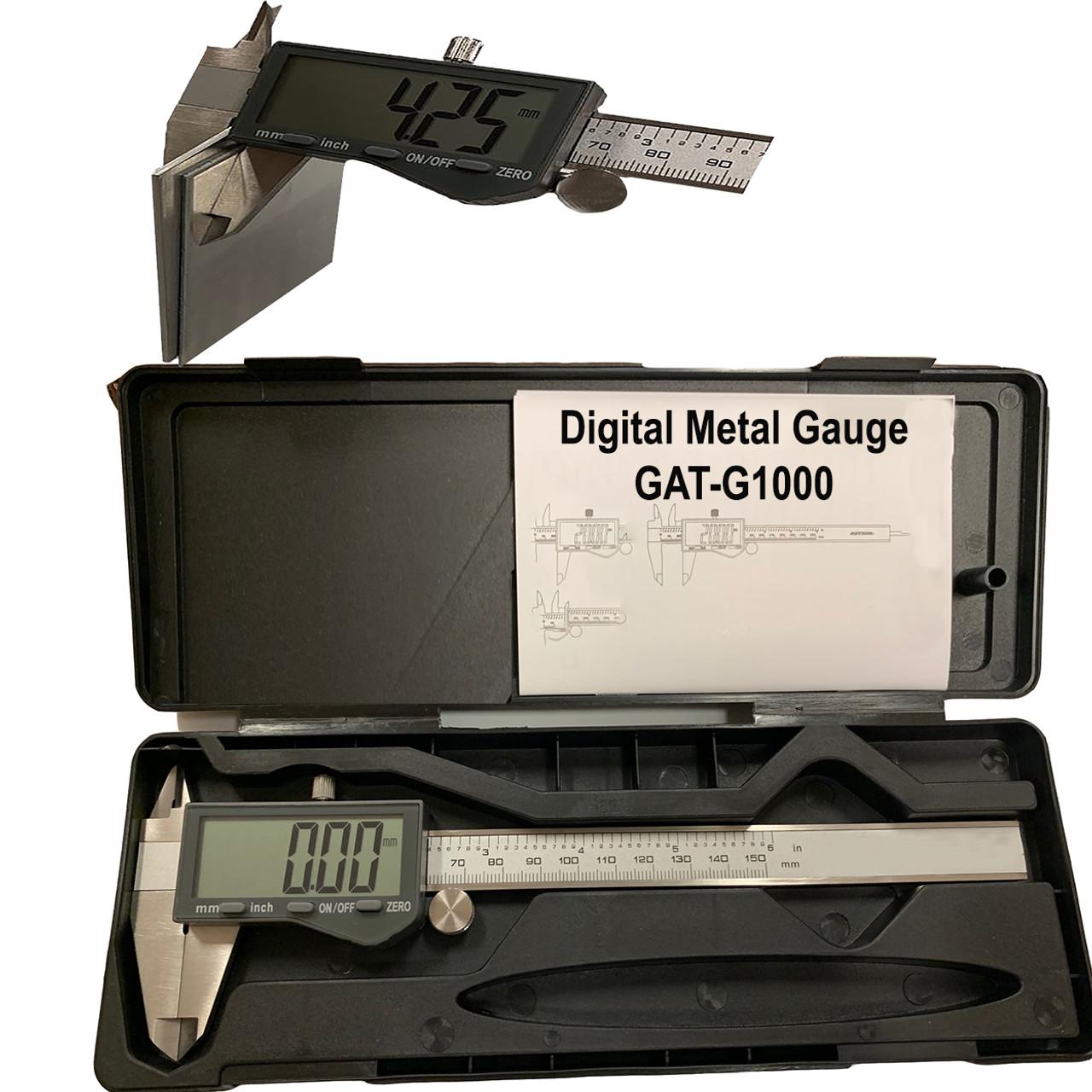 Digital Metal Thickness Gauge