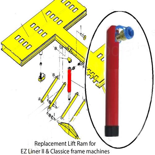 Replacement Chief EZ-liner II Frame Machine Lift Ram