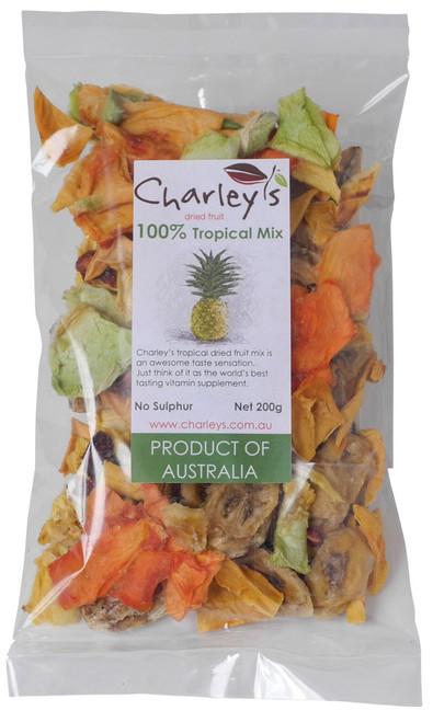 Tropical Dried Fruit Mix No Sulphur
