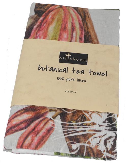 Cocoa Tea Towel