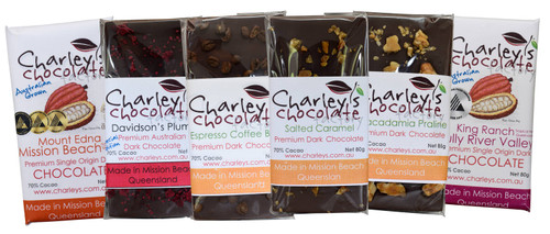 Dark Chocolate Winter Tasting Pack