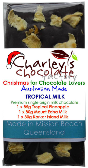 Christmas special Tropical Milk Tasting Pack