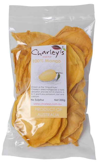 Australian Dried Mango No Sulphur