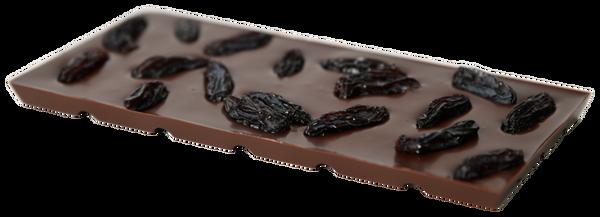 Rum and Raisin Dark Chocolate PLUS