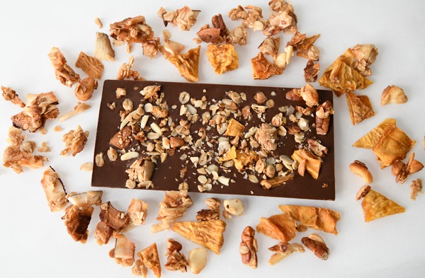 Tropical Granola - Milk Chocolate PLUS - Signature Collection