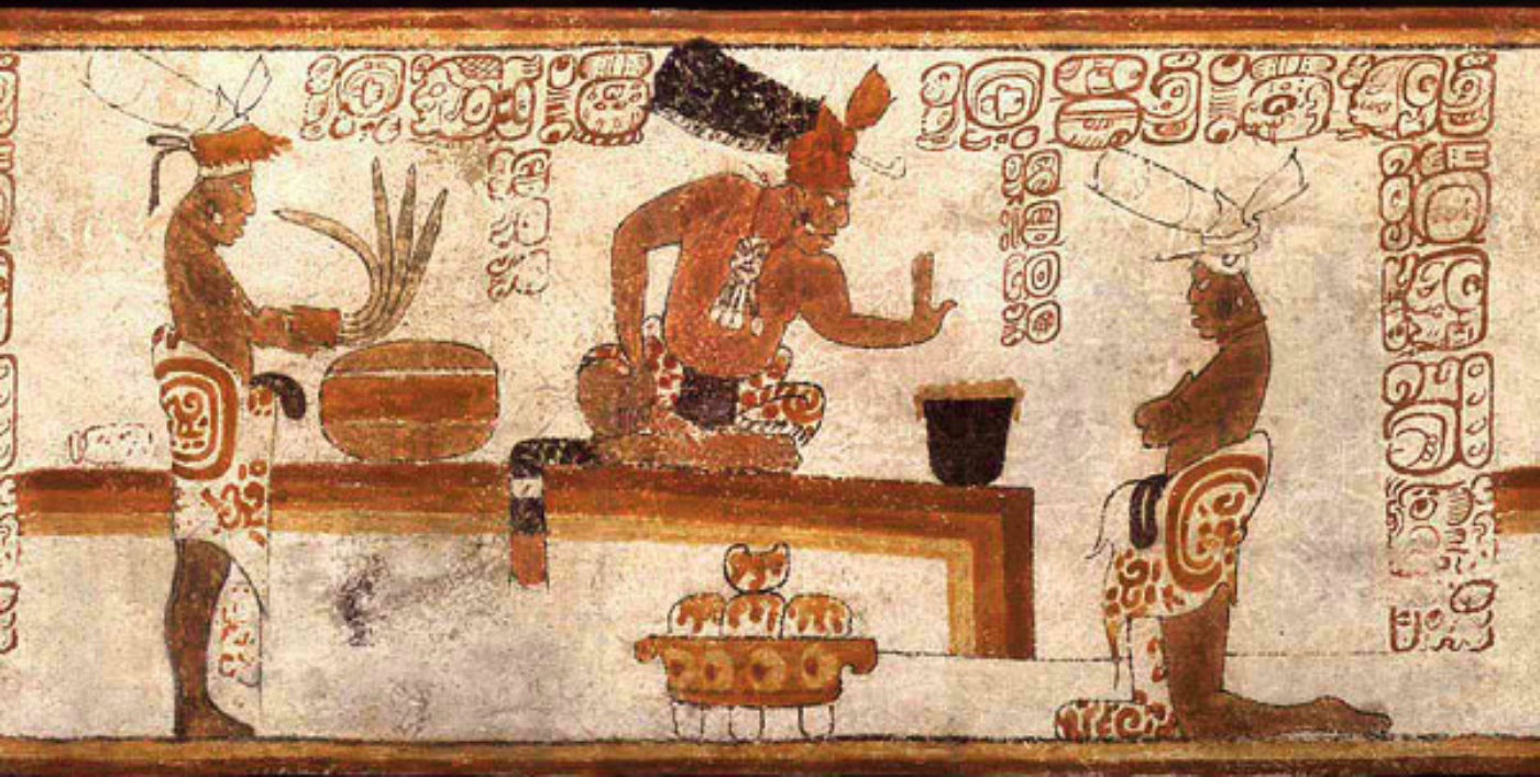 Chocolate aztecs