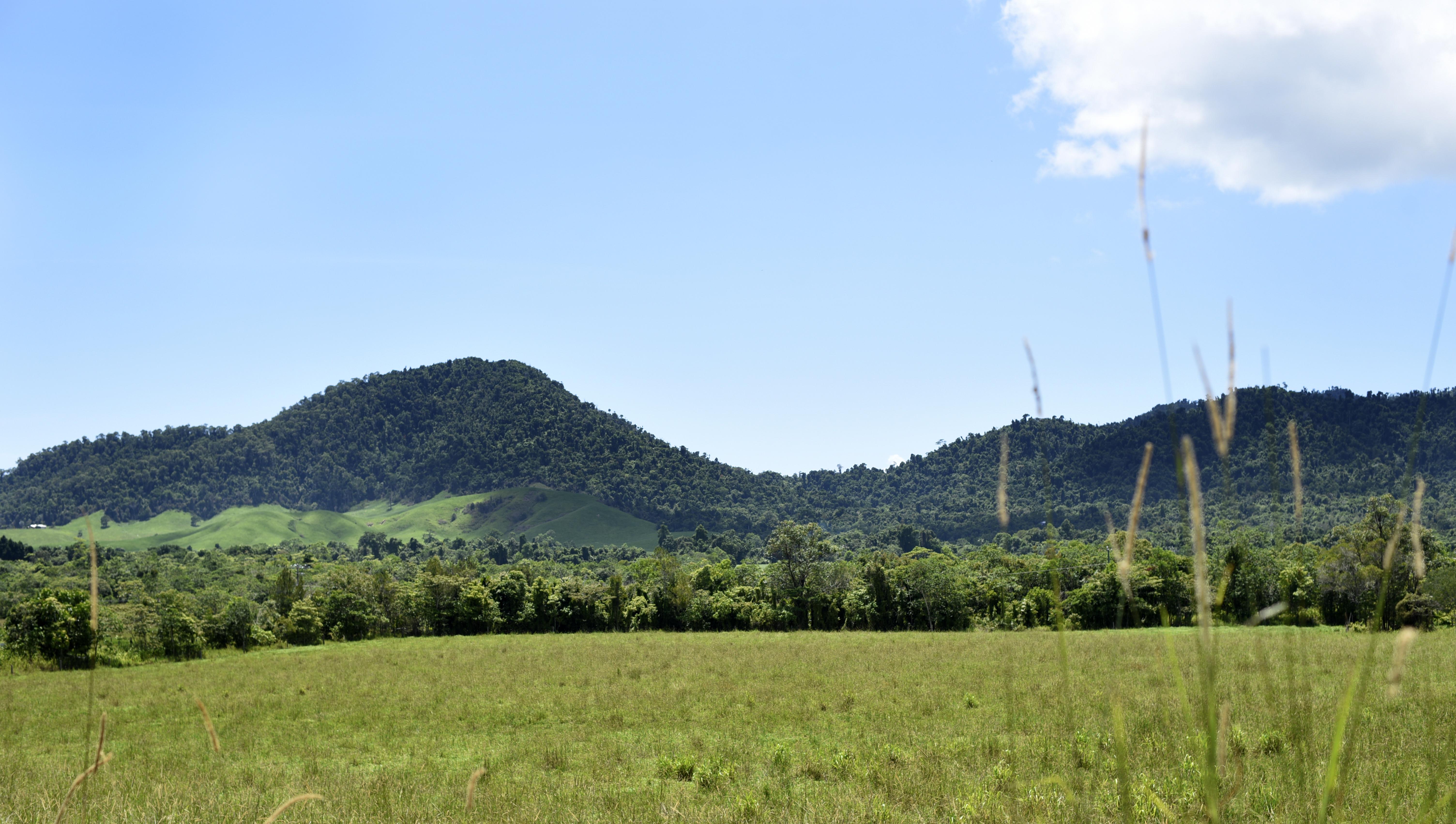 Crocodile Range