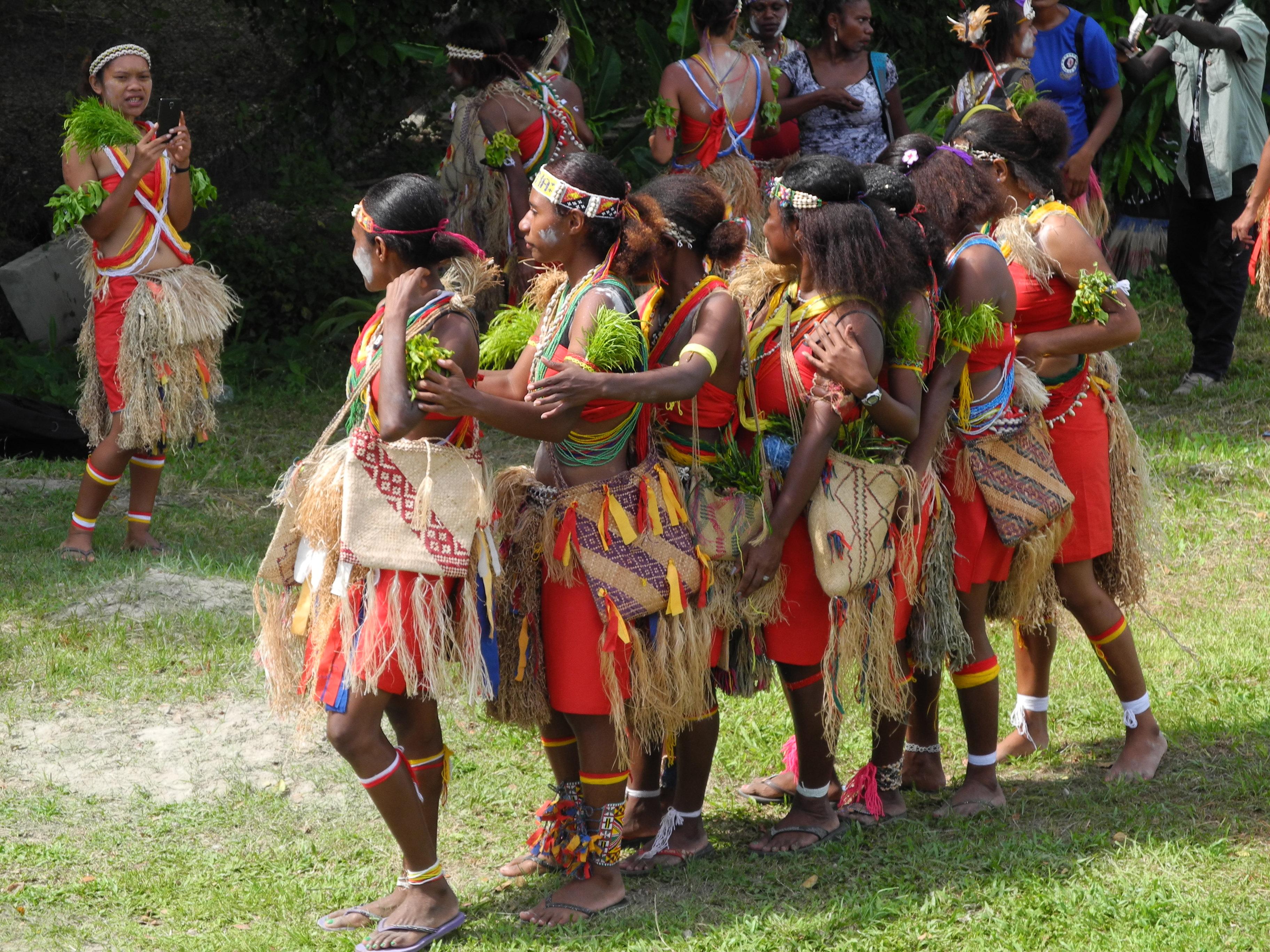 Karkar Papua New Guinea