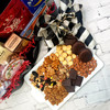 Create the perfect snack tray with gourmet delights from local vendors.