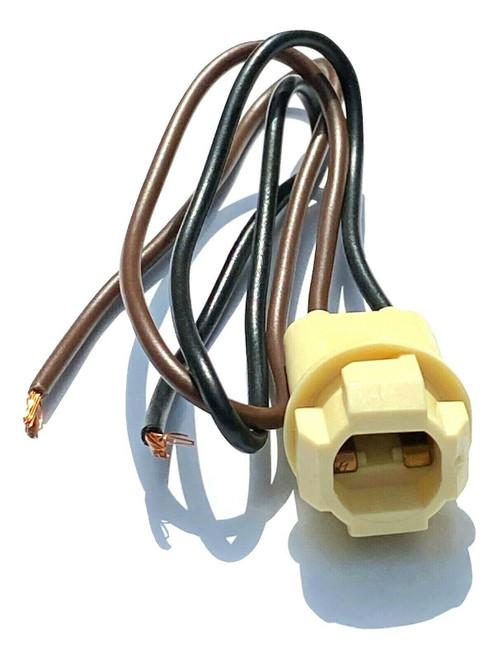 1974-92 Chrysler Side Marker Light Socket for #194 Bulb #229C