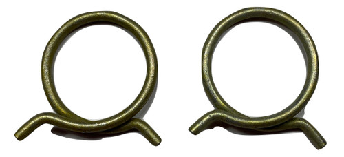 Bypass Hose Clamps #22 For 1970 & Up Chrysler (Qty-2) #954