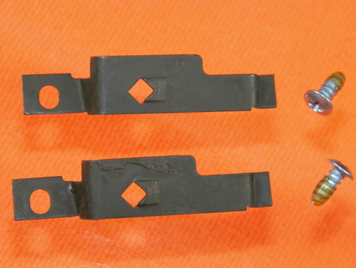 Mopar Rear Window Alignment Clips 70-74 Challenger Cuda E Body #890