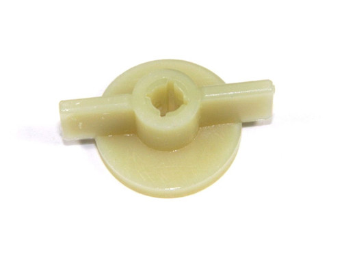 """Air Cleaner Wing Nut Hold Down 1/4"""" Hole Size Nylon (Qty-1) #187"""