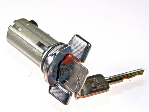 Ignition Lock Cylinder w/ Keys For 69 GM Chevy Replaces 7025216 #1034