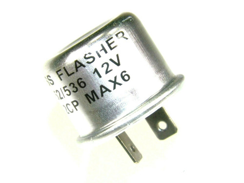 No 552 Flasher Heavy Duty Turn Signal Hazard 12V #107