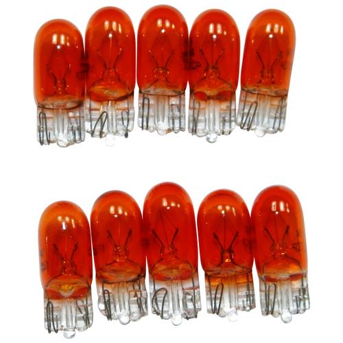 Miniature Bulbs #194 Amber (10 Pack) #27