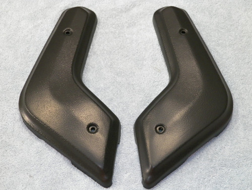 1968-69 Satellite Charger Coronet B Body Bench Seat Hinge Covers #839-B