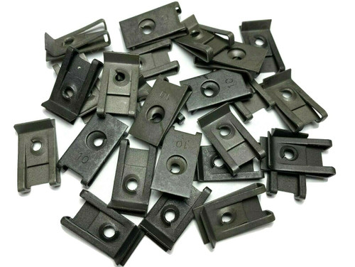 #10 U-Nut Clips .025 -.150 Panel Range (Qty-25) #990