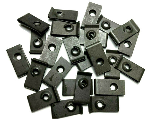 #10 U-Nut Clips .015 -.060 Panel Range (Qty-25) #987