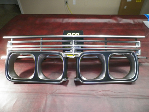 69 Road Runner Grille And Headlight Bezels #1366
