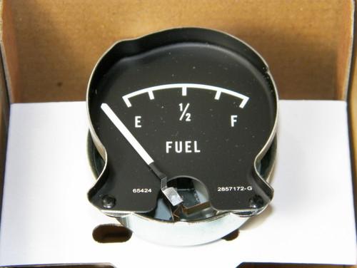 68-70 Mopar B Body Rallye Dash Fuel Gauge Charger Coronet #1375