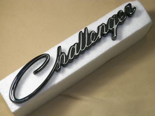 70 Challenger Grille Emblem #1386
