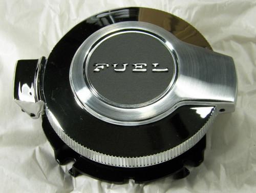 70-74 Challenger Flip Top Gas Cap New Chrome #1414