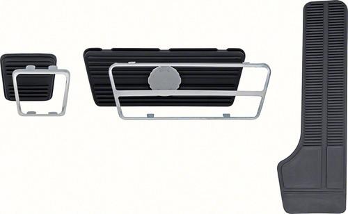 70 71 Camaro Z28 Pedal Pad Kit Disc Brakes Automatic Transmission #1428