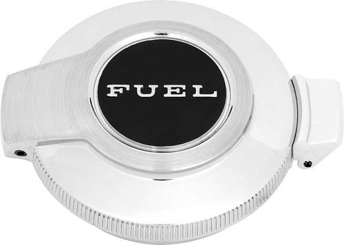 69-70-Charger-Flip-Top-Gas-Cap-New-Chrome-Quick-Fuel-Cap #1434