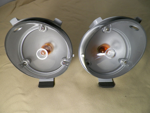 70 Satellite Road Runner GTX Park Lamp Assemblies New Parking Lights #1436