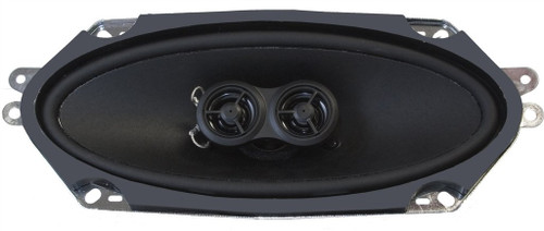 4x10-Inch Ultra-Thin Dash Replacement Speaker #1461