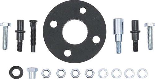 Steering Coupler Kit Rag Joint Repair Kit For 61 & Up GM #1488