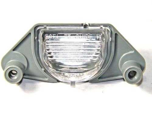 License Lamp Lens For GM Camaro Corvette GMC Truck #1502