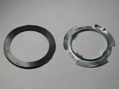62-76 Mopar Fuel Sending Unit Lock Ring & Seal Dart Satellite Cuda Coronet #1516