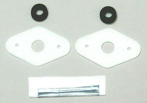 Mopar Wiper Pivot Seal Kit 66-70 B Body Satellite Charger GTX #1215
