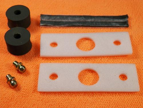 Mopar Wiper Pivot Seal Kit 63-66 Dart Valiant A Body #1217