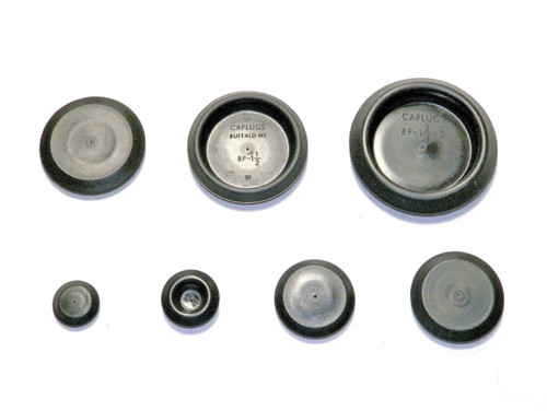 "Body Drain Plug Assortment 7/16""-1 3/4"" Ford GM Mopar (70 Pcs) (1327-1612) #1708"