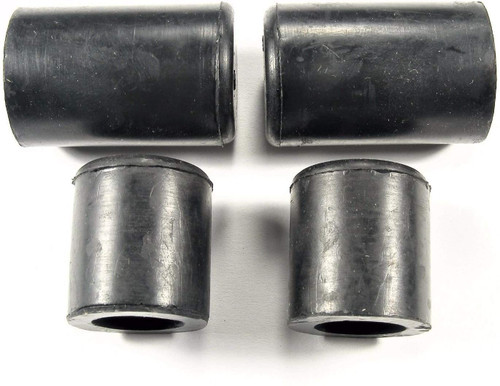"Heater Core Bypass Caps Fits 5/8"" & 3/4"" Heater Hose Fittings (Qty-4) #1767"