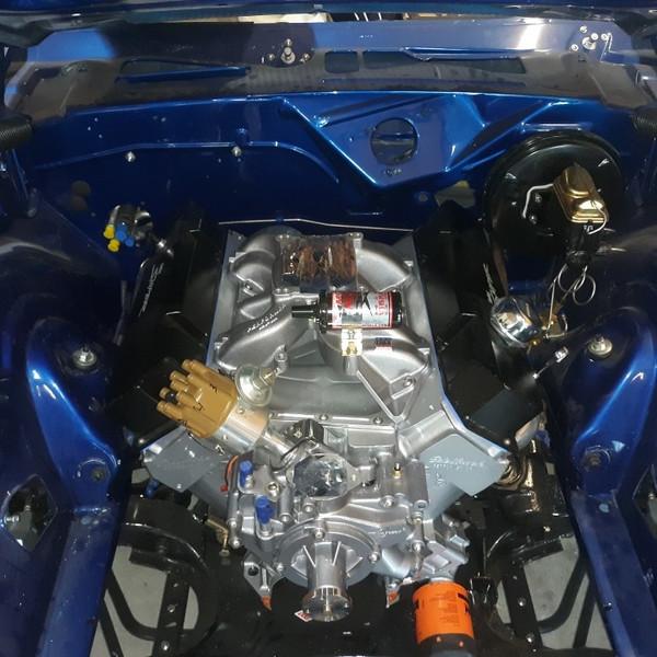 #Retro-Motive Gives Back- 70 Challenger Driveline Restoration Completed
