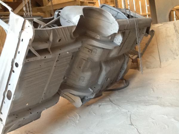 #69 Road Runner Restoration- Media Blasted