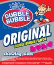 Dubble Bubble Original 1928 Gum Tabs