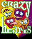 Crazy Hearts Bulk Candy